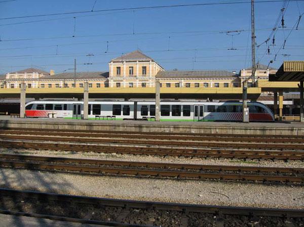 Central Railway Station Plovdiv