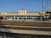 Central Railway Station Plovdiv