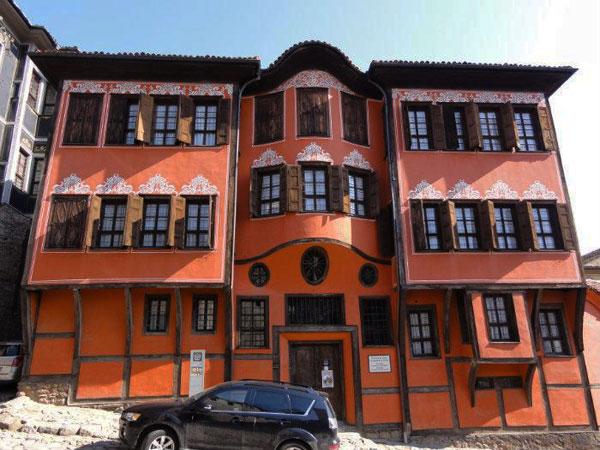 House-museum Georgiadi