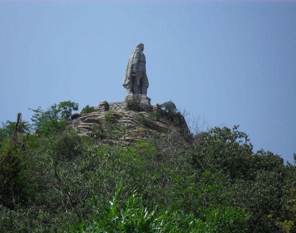Monument of Alyosha