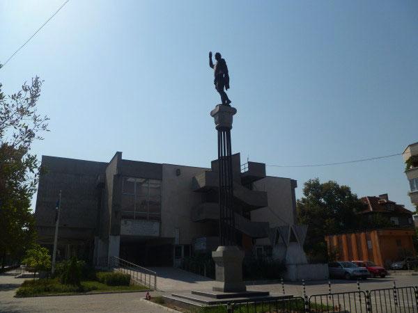 The Monument of Philip II
