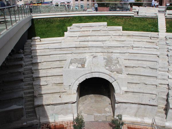 The Roman Stadium